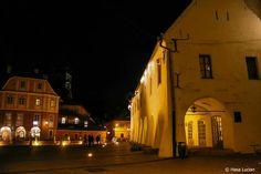 Small square, Sibiu, Transilvania, Romania Romania, Sweet Home, House Beautiful