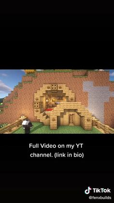 Craft Minecraft, Video Minecraft, Minecraft Decoration, Minecraft House Plans, Minecraft Mansion, Minecraft Houses Survival, Minecraft Cottage, Easy Minecraft Houses, Minecraft House Tutorials