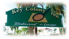 Key Colony Inn Restaurant and Lounge in the Florida Keys. Local seafood, lobster, stone crabs, steak and pasta.