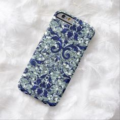 iPhone 6 Cases   Girly Glitter Sparkle iPhone 6 case Damask Pattern