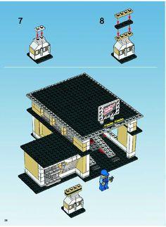 Racers - Custom Cars Garage [Lego 10200]