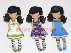 broches dolly
