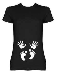 Little Feet and Hands- I am totally making one of these for my next pregnancy!