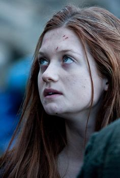 """Photo of ginny for fans of Ginevra """"Ginny"""" Weasley 32179264 Harry James Potter, Harry Potter Girl, Harry And Ginny, Mundo Harry Potter, Harry Potter Cast, Harry Potter Fandom, Harry Potter Characters, Bonnie Wright, Bonnie Francesca Wright"""