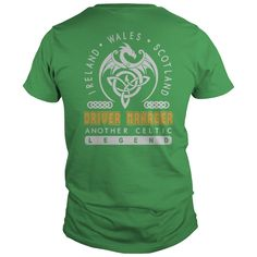 I Reland Wales Scotland Driver Manager Another Celtic Legend T Shirt, Hoodie Driver Manager
