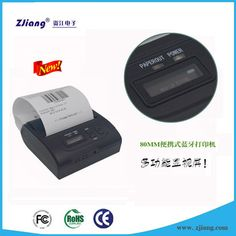 Print A Fake Receipt Excel Mini Thermal Receipt Bill Printer With Free Android  Ios Sdk  Zoho Invoice Sign In Excel with Receipts Template Pdf Android Qr Code Printer Bluetooth With Pos  Printer Thermal Driver Pos  Sample Of Receipt For Payment