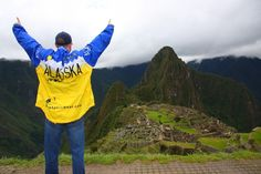 """""""Alaska in Peru""""...WOW – What a GREAT shot sent to us from customer & friend Larry,  who has dedicated his life to helping the orphans in Peru.  #LostChildrenOfPeru    http://freespiritwear.com/blog/?p=1011"""