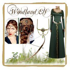 Woodland Elf by beasleys-wonders on Polyvore