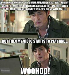 Nope I am not addicted to asian dramas one bit....
