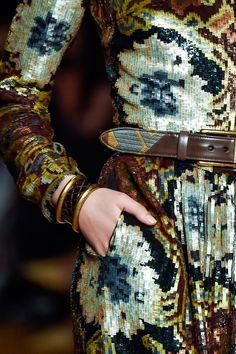 Etro Fall 2015 Milan Fashion Week