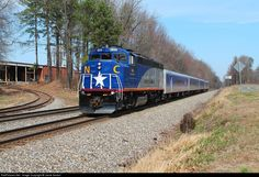 RailPictures.Net Photo: NCDOT 1859 North Carolina Department of Transportation EMD F59PH at Salisbury , North Carolina by Jamie Sexton