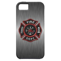 Firefighter Deluxe iPhone SE/5/5s Case
