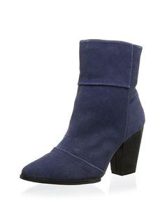 51% OFF Kelsi Dagger Women's Zizzo Ankle Boot (Navy)
