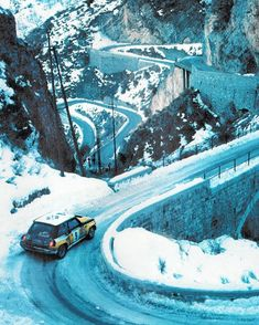 Renault 5 Turbo J.Ragnotti - J.M.Andrie - Winner Monte Carlo Rally 1981'