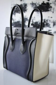 a carryall to a celine luggage