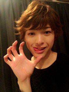 asuma kousuke Oikawa Tooru, Iwaoi, Kagehina, Kimura Tatsunari, Haikyuu Live Action, Matsukawa Issei, Cosplay Characters, Stage Play, Cute Actors