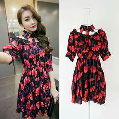 WC47503#Dress Price : IDR 150.000  Original : China Material : Cotton Bust : 76-86cm Waist : 62-66cm Length : 78cm 260grams  Hubungi kami di:  Line: girlia_id Telegram: @girliaid CS1 : D0D1B201 / WA: 081347103932 CS2 : D21B1E5B / WA: 08125658895 IG testi: @testigirlia  Girlia Fashionstore your chic #dailygears  #beautiful #fashion #instafashion #purse #shopping #stylish #girliaproject #girliafashionstore #tasimportmurah #tas #tasfashion #grosirtasmurah #tasbatammurah #taskorea #tasbranded…