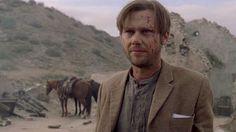 Jimmi Simpson as William in Westworld