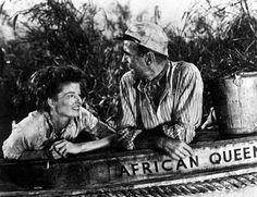 The African Queen | ... Hepburn @ Classic Movie Favorites - Later Films: The African Queen