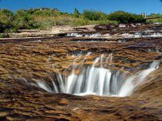 Parque Estadual do Guartelá, Tibagi, Paraná, Brazil