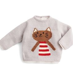 Catalogue : Collection layette · L&N Diy Crafts Knitting, Knitting For Kids, Baby Knitting Patterns, Baby Patterns, Victorian Dollhouse, Crochet Bebe, Knit Crochet, Baby Boy Sweater, Pull Bebe