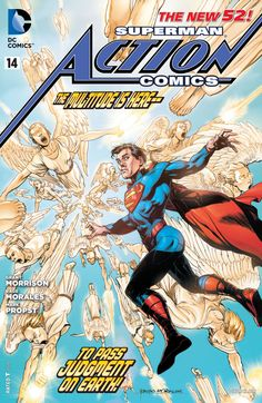 Action Comics #14 • November 07, 2012 • Original