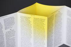 Creative Graphic Design images on Designspiration Editorial Design Layouts, V Magazine, Magazine Design, Print Layout, Layout Design, Design Design, Book Binding Design, Folders, Buch Design