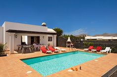Villa Dorada is a beautiful 3 bedroom villa with private pool, wifi, Pool heat, air con. Book now and pay only 10% deposit!