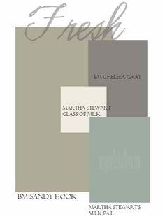 combinacion de colores con gris