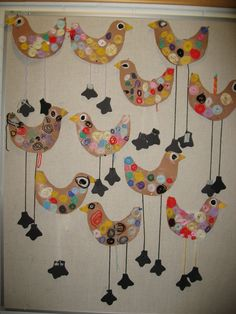 Kalevalalintu Animal Crafts For Kids, Crafts For Kids To Make, Projects For Kids, Art For Kids, Spring Activities, Art Activities, Bird Crafts, Easter Crafts, Cultural Crafts