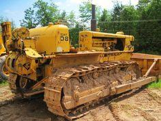 Caterpillar D8 Bulldozer