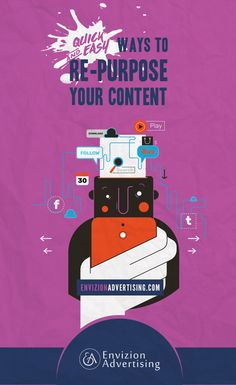 I show you how to re-purpose your content so your blog post will engage with your followers: http://www.envizionadvertising.com/social-media/quick-easy-way-to-re-purpose-your-content