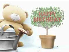 Happy Birthday Forever Friend, Friend Birthday, Friends Forever, Its My Birthday Month, Birthday Weekend, Birthday Greetings, Birthday Wishes, Happy Birthday Teddy Bear, Special Day