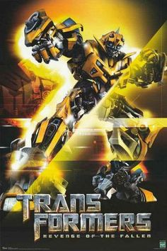 TRANSFORMERS ~ DARK OF THE MOON BUMBLEBEE SHADOW 22x34 MOVIE POSTER