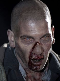 Emmys 2012: 'The Walking Dead's' Jon Bernthal on Killing Characters, Challenging Scenes and the Ending Nobody Saw