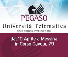 L'Universita' Telematica Pegaso Anche a Messina