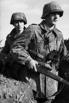 German sniper, Russia 1942