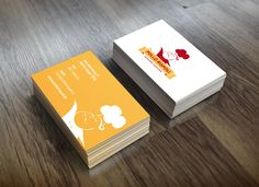 RAWZ- Business cards that are so inspiring and pretty!