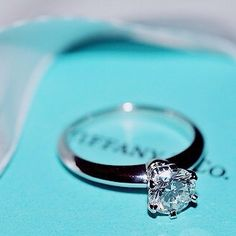 Tiffany's Engagement Ring