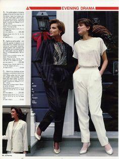 1982 Xx Xx Sears Christmas Catalog P082 1980s Fashion