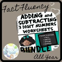 Math Multiplication Games, Subtraction Worksheets, Addition Worksheets, Number Worksheets, Math Resources, Math Activities, 5th Grade Math, Third Grade, Number Words
