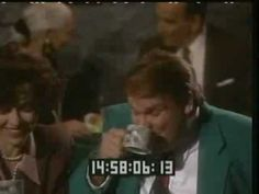Chris Farley on SNL. Still one of the BEST skits ever.     Why, you, SON OF A B*TCH!!!!!!!! Classic