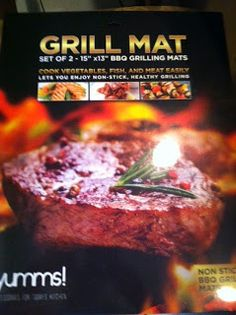 Tracys Simple Finds: #Yumms! #BBQ #Grill #Mat Works Great!