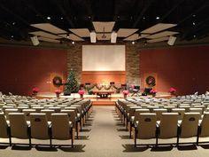 Church Sanctuary Design Ideas | New Covenant Church