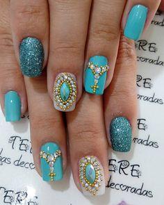 WEBSTA @teresilva1004 Unhas Divas!! ❤️