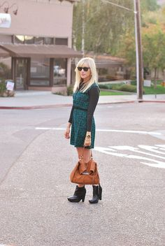Taylor from Sterling Style wearing Sam Edelman shoes