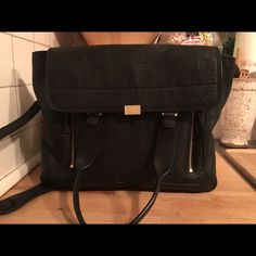 Authentic Phillip Lim Medium Pashli Phillip Lim Pashli Black Original 3.1 Phillip Lim Bags Satchels