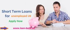 Unemployed people having unpleasant financial situation suffer a lot to pay expenses. Loan Bank in the UK provides guidance on short term loans for unemployed people in the UK.  With no stable income source, you will find it tough to satisfy the monetary needs of your family during the time of unemployment. We try to help you locating the lenders who offer loans online with least paperwork. To know more on loans for unemployed people in the UK, click: www.loan-bank.uk/unemployed-loans.html