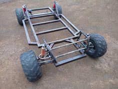 вторая сторона Go Kart Designs, Kart Cross, Homemade Go Kart, Go Kart Buggy, Go Kart Plans, Lowrider Bicycle, Diy Go Kart, Custom Golf Carts, Moto Car