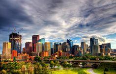 Calgary, Canada  -twistedsifter.com